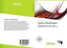 Copertina di Typhon (Mythologie)