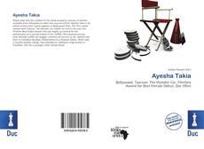 Capa do livro de Ayesha Takia