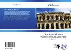 Bookcover of Titus Sextius Africanus