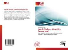 Copertina di Jakob Nielsen (Usability Consultant)