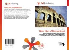 Capa do livro de Nero (Son of Germanicus)