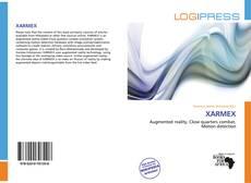 Capa do livro de XARMEX