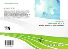 Buchcover von Windows NT 3.1