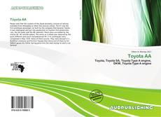 Capa do livro de Toyota AA