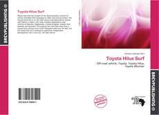 Couverture de Toyota Hilux Surf