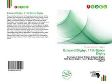 Bookcover of Edward Digby, 11th Baron Digby