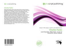 Buchcover von Charles Yorke