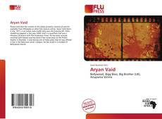 Bookcover of Aryan Vaid