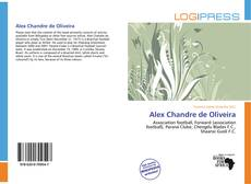 Couverture de Alex Chandre de Oliveira