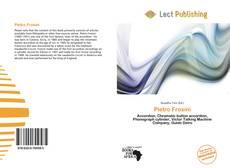 Bookcover of Pietro Frosini