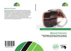 Capa do livro de Manoel Felciano