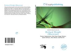 Bookcover of Richard Wright (Musician)