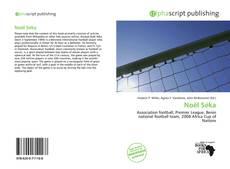 Buchcover von Noël Séka