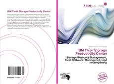 Bookcover of IBM Tivoli Storage Productivity Center