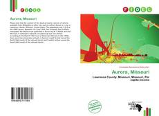 Bookcover of Aurora, Missouri