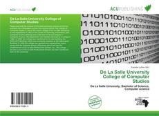 De La Salle University College of Computer Studies kitap kapağı
