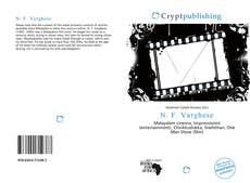 Bookcover of N. F. Varghese
