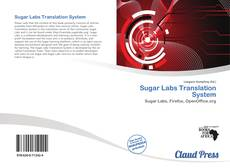 Bookcover of Sugar Labs Translation System