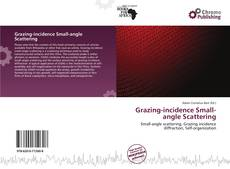 Couverture de Grazing-incidence Small-angle Scattering