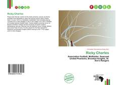 Bookcover of Ricky Charles