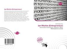 Bookcover of Ian Ritchie (Entrepreneur)