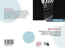Manju Warrier kitap kapağı