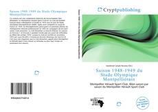 Bookcover of Saison 1948-1949 du Stade Olympique Montpelliérain