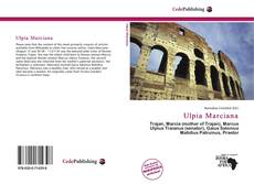 Bookcover of Ulpia Marciana
