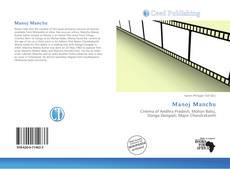 Bookcover of Manoj Manchu