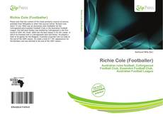 Bookcover of Richie Cole (Footballer)
