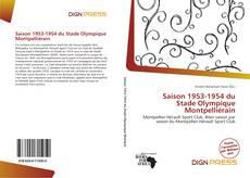 Bookcover of Saison 1953-1954 du Stade Olympique Montpelliérain