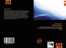 Bookcover of Zeta Bosio