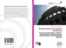 Обложка Sergius Octavius Laenas Pontianus