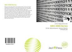 Bookcover of GEC 4000 Series