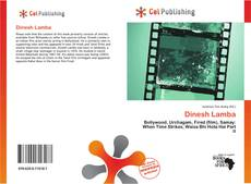 Portada del libro de Dinesh Lamba