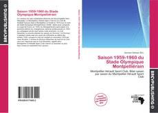 Bookcover of Saison 1959-1960 du Stade Olympique Montpelliérain