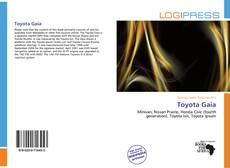 Copertina di Toyota Gaia