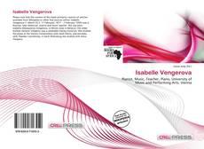 Обложка Isabelle Vengerova