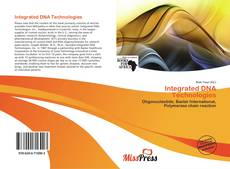 Bookcover of Integrated DNA Technologies