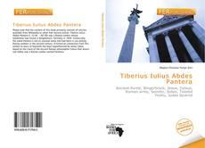 Tiberius Iulius Abdes Pantera的封面