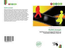 Bookcover of Kahlil Joseph