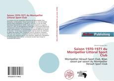 Обложка Saison 1970-1971 du Montpellier Littoral Sport Club