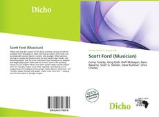 Couverture de Scott Ford (Musician)