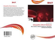 Buchcover von Idiopathic Short Stature