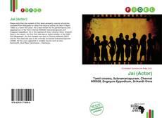 Jai (Actor) kitap kapağı