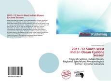Bookcover of 2011–12 South-West Indian Ocean Cyclone Season