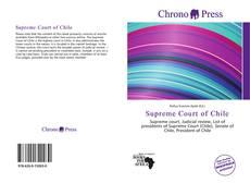 Bookcover of Supreme Court of Chile