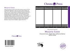 Bookcover of Marjorie Eaton