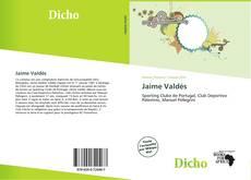Обложка Jaime Valdés