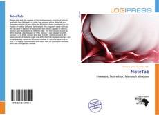 Capa do livro de NoteTab